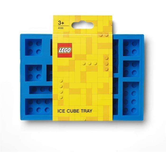 BAC A GLACON LEGO 41000001 Tiroir agrave Glace Bleu Clair170