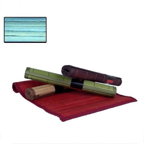 Set de table en bambou (Brun clair)