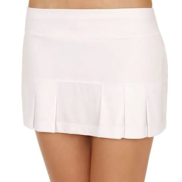 BABOLAT - BABOLAT CORE SKIRT WOMEN - 3WS17081101 - Jupes TENNIS BLANC - (XXL)