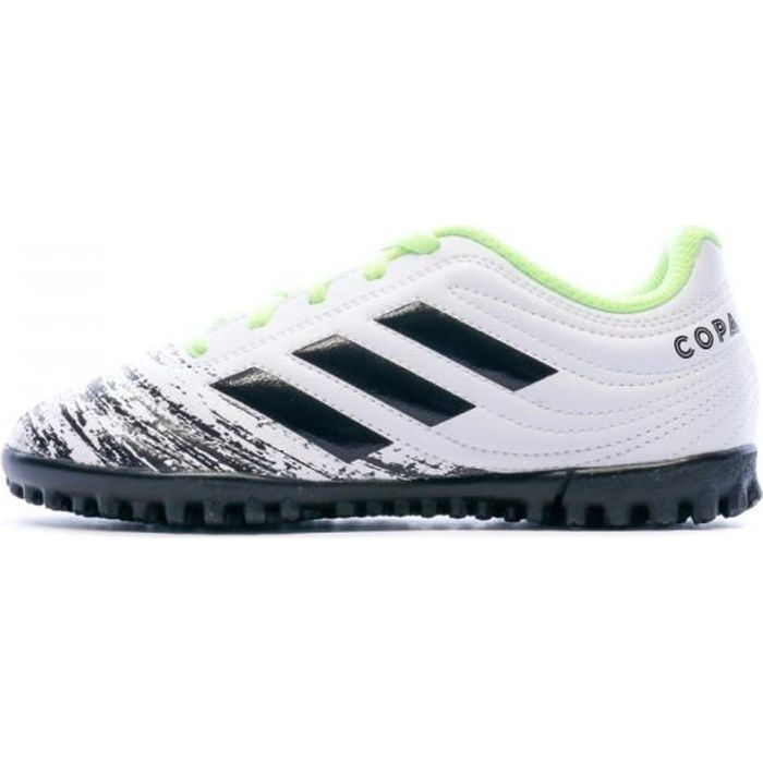 COPA 20.4 Chaussures de Foot Blanches Junior Adidas TF