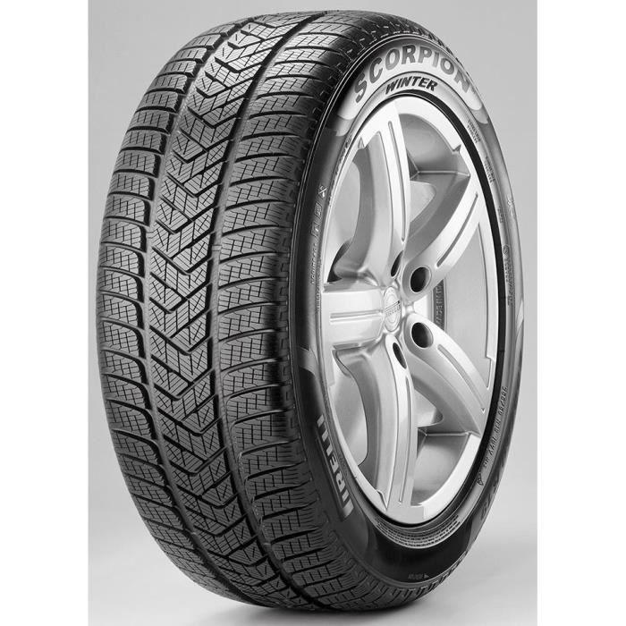 Pirelli Scorpion WINTER 255-65 R17 110 H - Pneu auto 4x4 Hiver