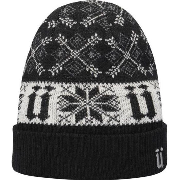 Bonnet Unkut Snow Noir
