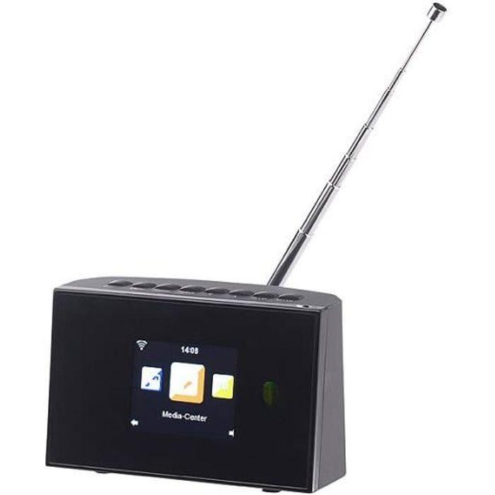 Tuner connecté avec fonctions radio Internet/FM et télécommande IRX-300