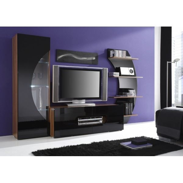 ensemble meuble tv design arca achat vente meuble tv ensemble meuble tv design arca cdiscount. Black Bedroom Furniture Sets. Home Design Ideas