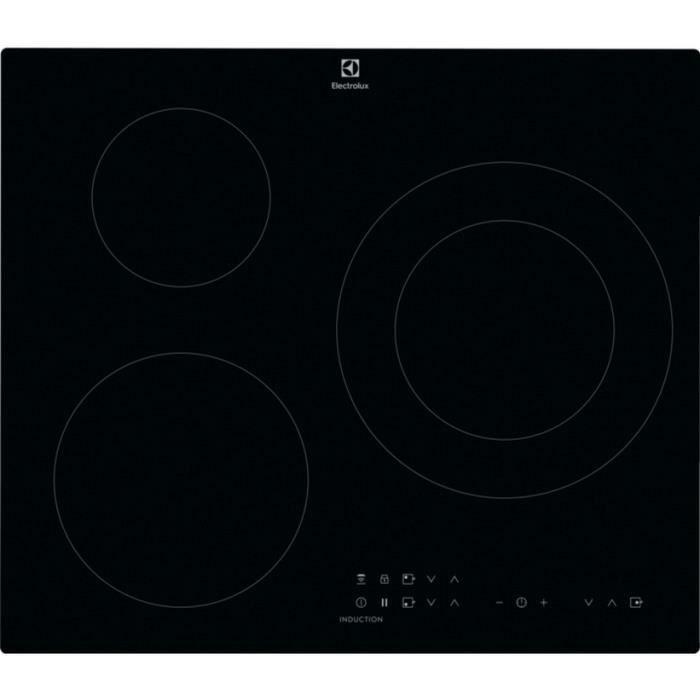 PLAQUE INDUCTION Electrolux - table de cuisson à induction 60cm 3 f