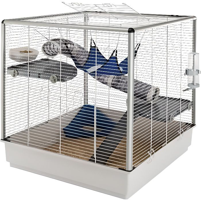 cage quip e pour furet rat ou chinchilla ex achat. Black Bedroom Furniture Sets. Home Design Ideas