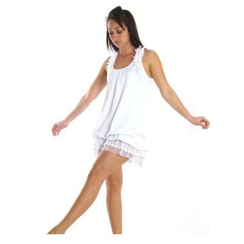 Molly bracken robe blanche dentelle