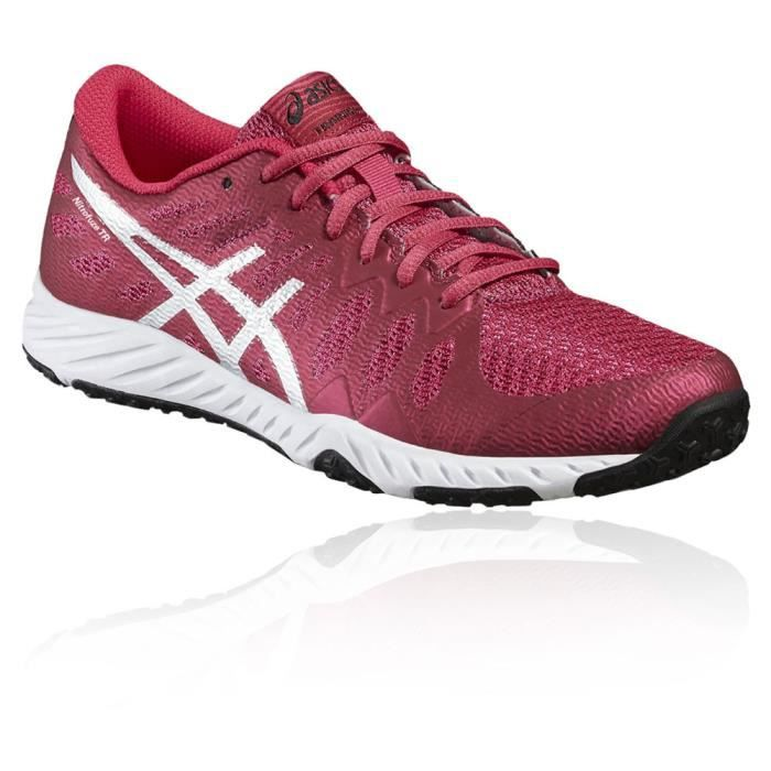 chaussures fitness femme asics
