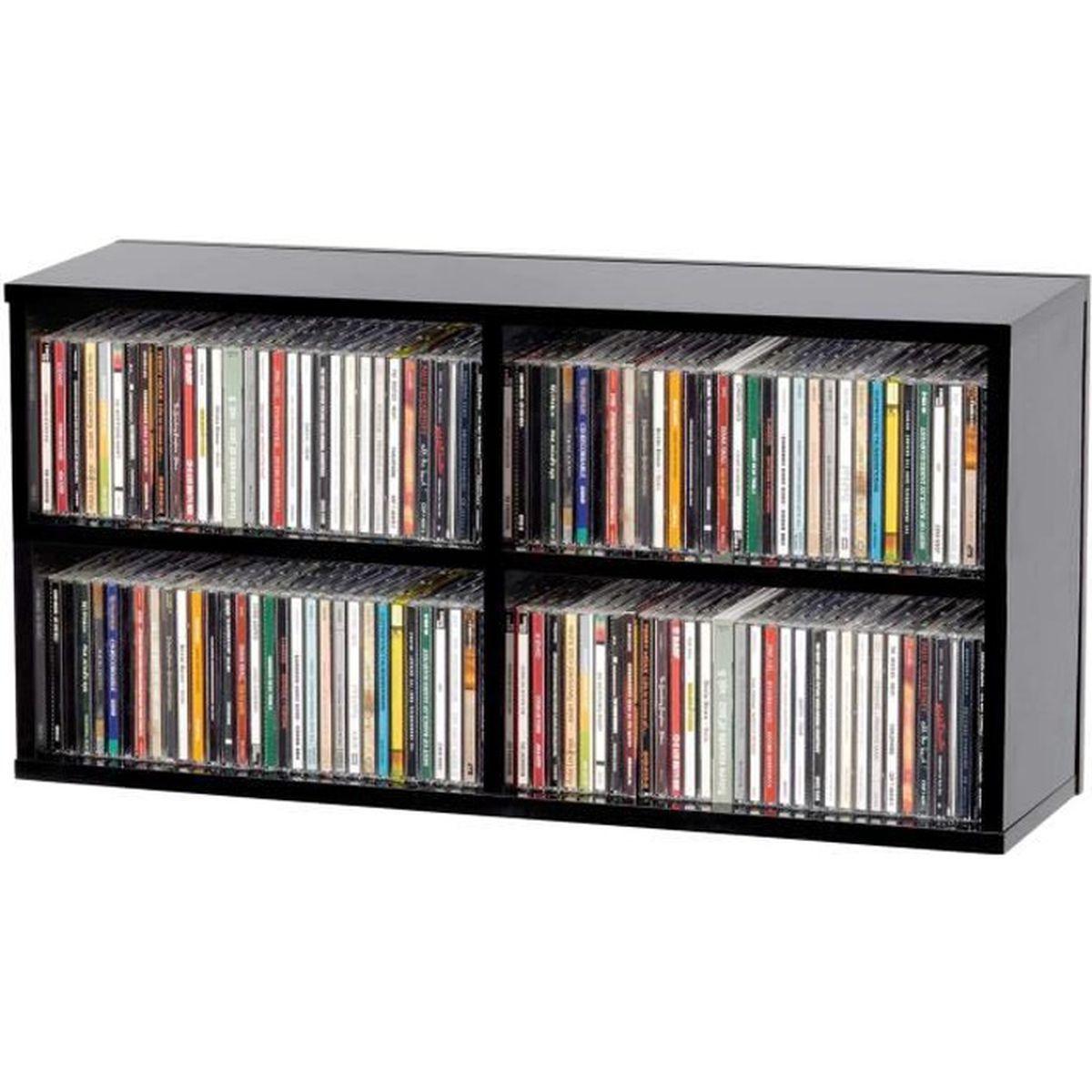 Comment Classer Ses Cd Audio casier de rangement pour cd