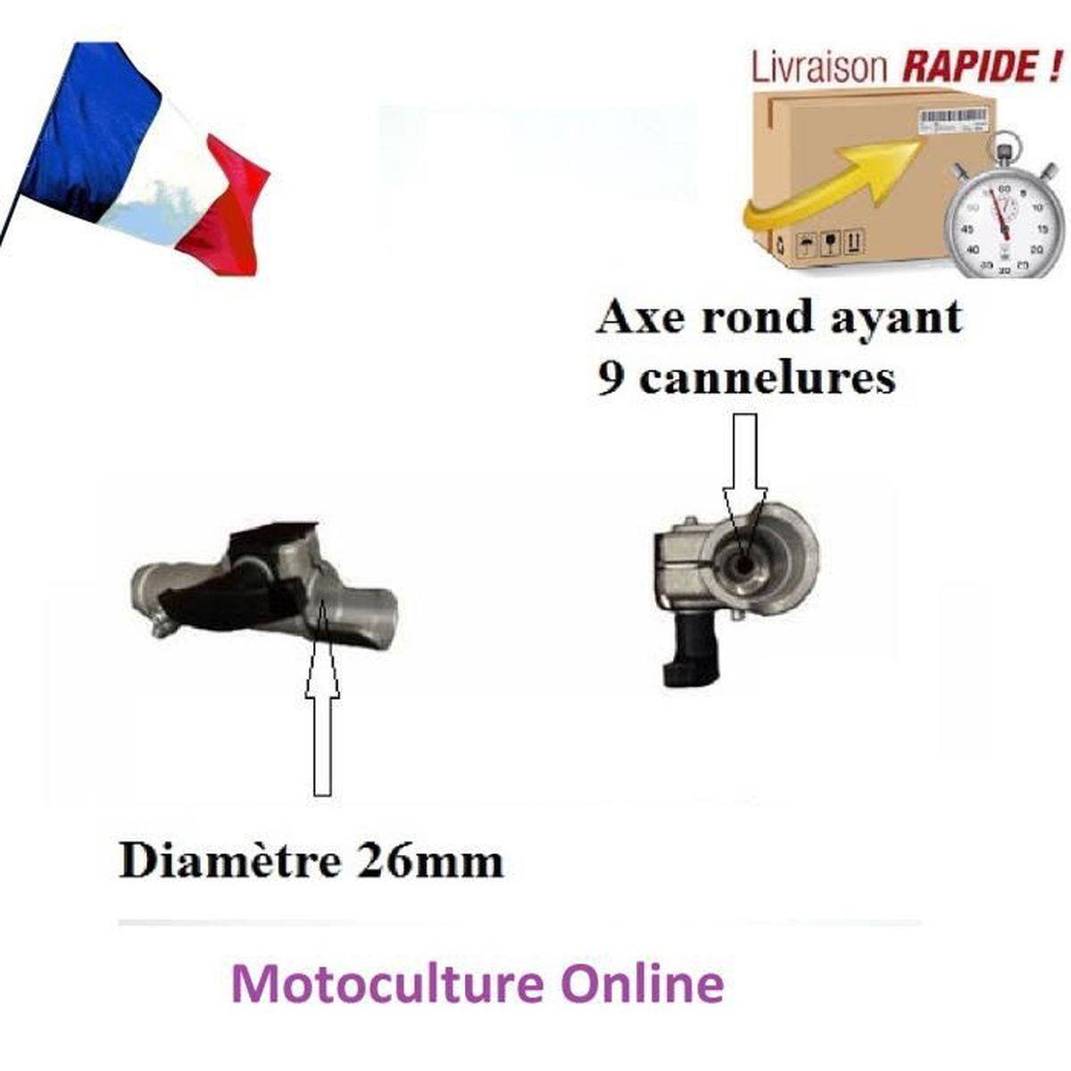 Carburateur pour machine Multifonctions 5en1 d/'une puissance de  25 26 cc