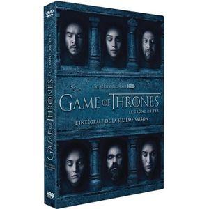 DVD SÉRIE DVD Game of Thrones (Le Trône de Fer) - Saison 6