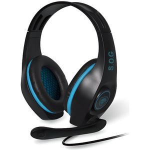 CASQUE AVEC MICROPHONE Spirit Of Gamer Casque-Micro Gamer