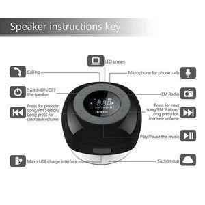 ENCEINTE NOMADE Alpexe® Mini Enceinte Bluetooth 4.0 Haut-Parleur E