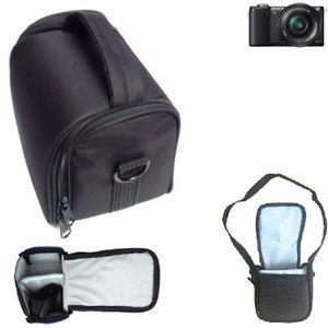 SAC PHOTO Pour Sony Alpha 5000: Sac d'épaule - Sac de transp