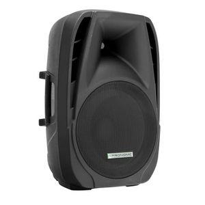ENCEINTE ET RETOUR Enceintes Actives PH15A Pronomic Haut-Parleurs MP3