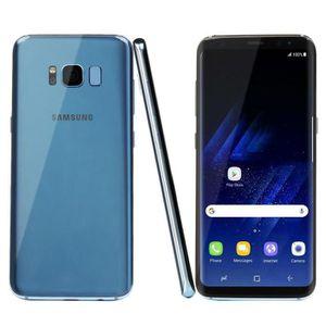 SMARTPHONE Samsung S8 64go bleu Euro