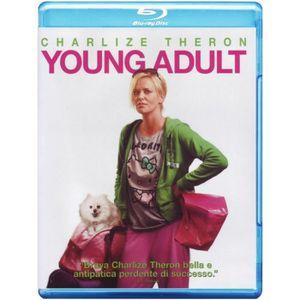 BLU-RAY FILM DVD Italien importé, titre original: young adult