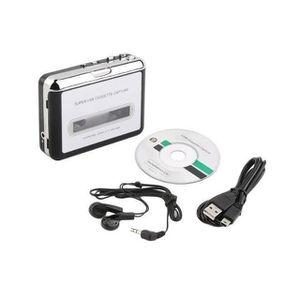 RADIO CD CASSETTE Lecteur cassette - convertisseur lecteur MP3