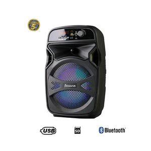 PACK SONO LLX34 Portable Speaker Fonction Karaoké. Lecteur U