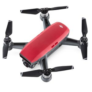 DRONE DJI Mini Drone SPARK MORE COMBO - Rouge