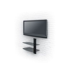 FIXATION - SUPPORT TV Support Mural pour lecteur DVD, Blu-ray, PS4, xbox
