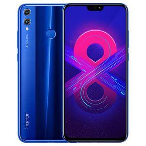 SMARTPHONE Huawei Honor 8X Smartphone 4 Go de RAM + 128 Go de