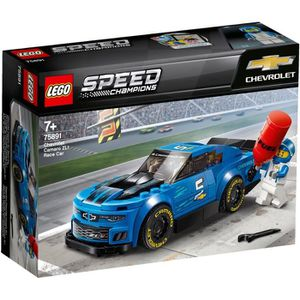 ASSEMBLAGE CONSTRUCTION LEGO® Speed Champions 75891 - La Voiture de Course