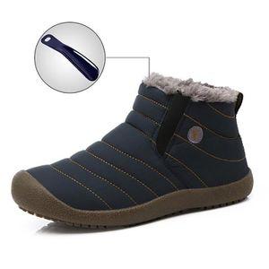 moelleux doublure et semelles antidérapantes Femmes//\ femme fairisle knit chaussons chaussettes bottes