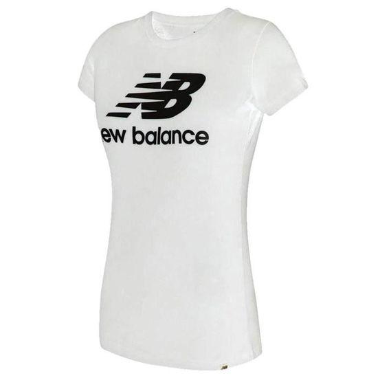 new balance tshirt femme