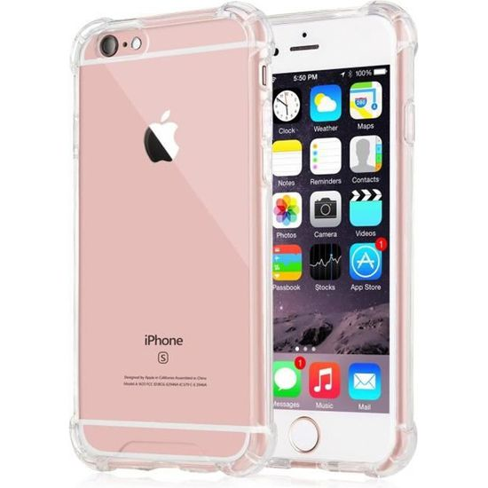Coque iPhone 6 plus - 6s plus |GARANTIE A VIE|, WELKOO® Coque ...