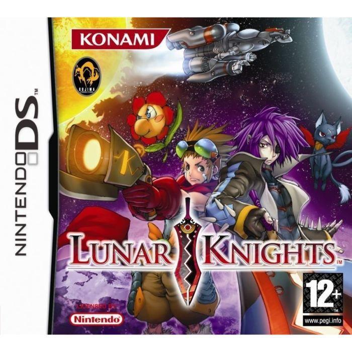LUNAR KNIGHTS / NDS