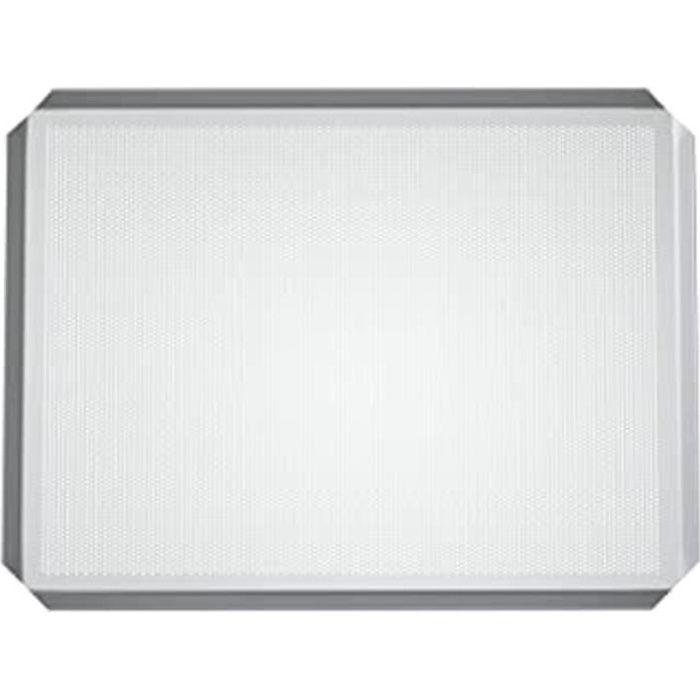 Plaque perforée 46,5 x 37,5 cm Plaque de cuisson à pizza pour four Neff Siemens