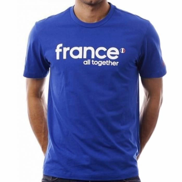 T-Shirt Equipe de FRANCE Supporter