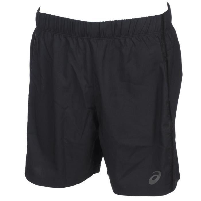 Short de running 5in short black run - Asics
