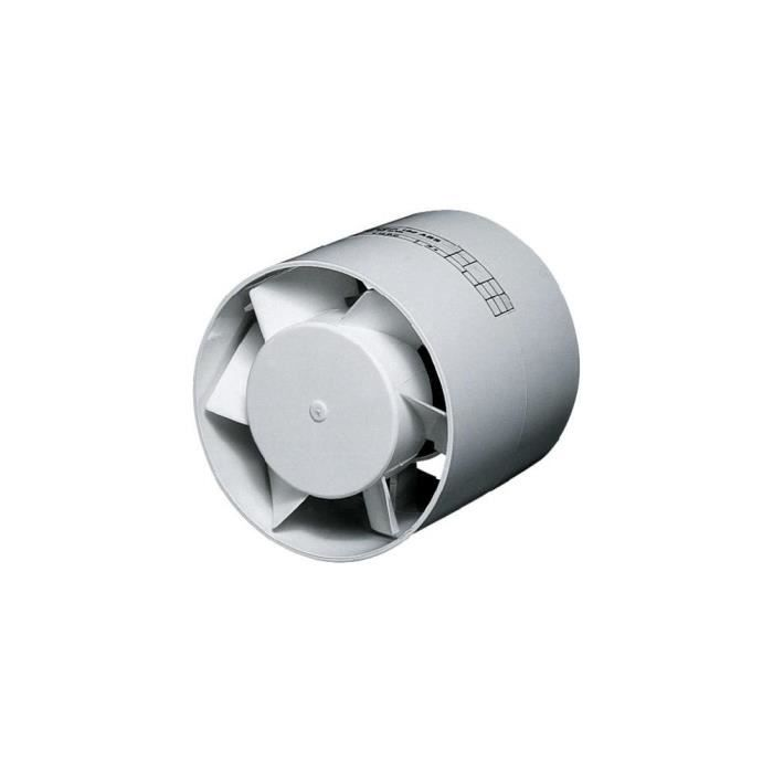 Ventilateur tubulaire encastré plastique Dn 97m…