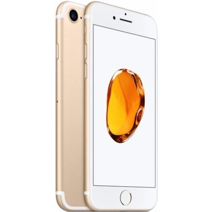 SMARTPHONE iPhone 7 32 Go Or Reconditionné - Comme Neuf