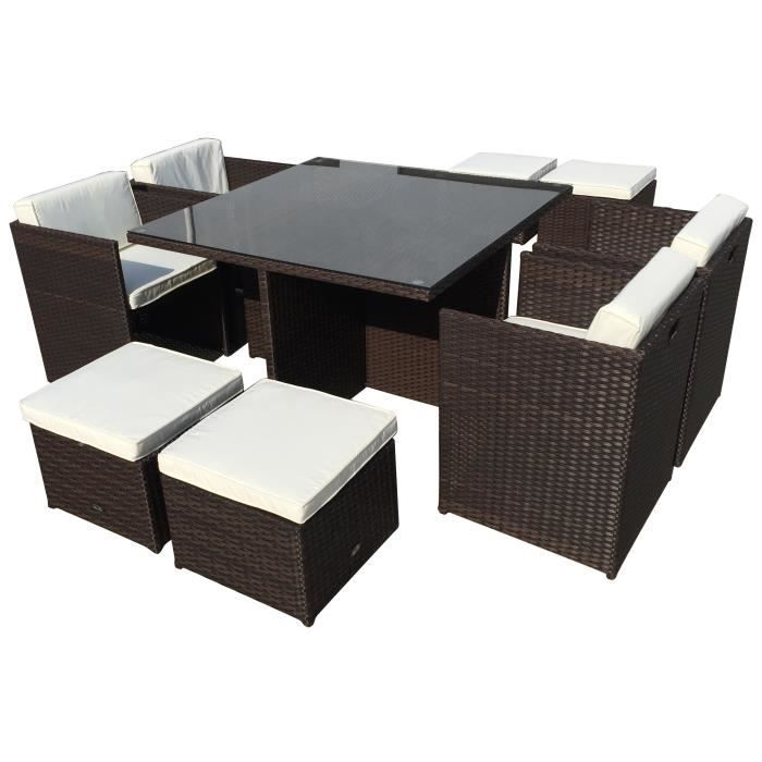 salon de jardin resine encastrable achat vente salon. Black Bedroom Furniture Sets. Home Design Ideas