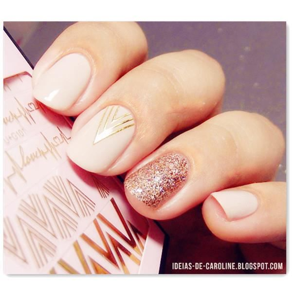Photo d'ongles nail art