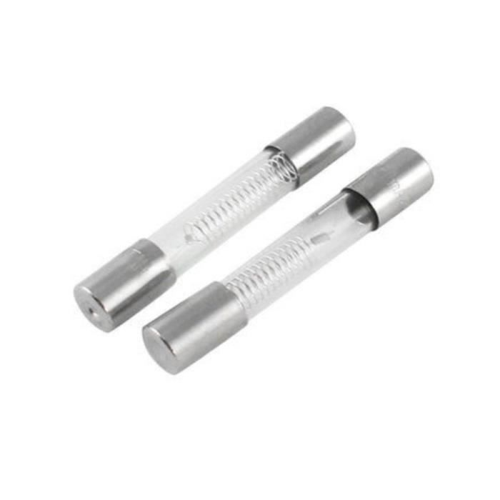 5 pcs. 6x40mm 0,7 A//5000 V 5x Fusible pour micro-ondes 700 mA//5 Kv