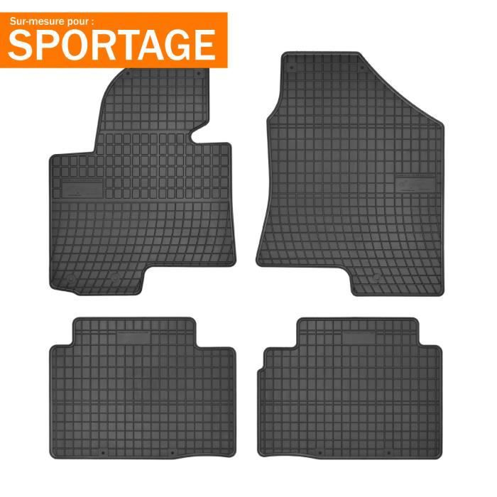 tapis de sol kia sportage achat vente tapis de sol kia sportage pas cher cdiscount. Black Bedroom Furniture Sets. Home Design Ideas