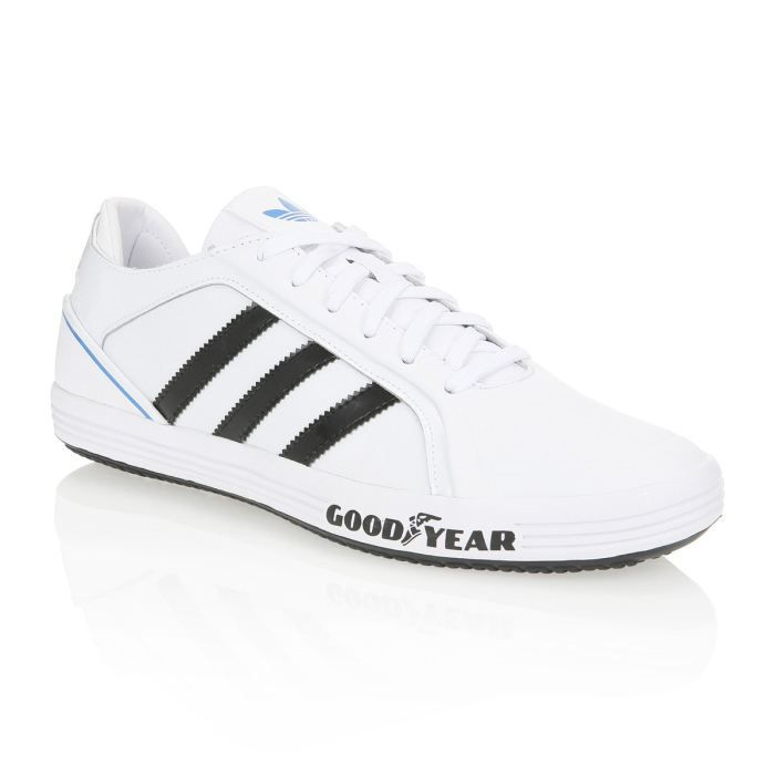 adidas baskets goodyear driver homme