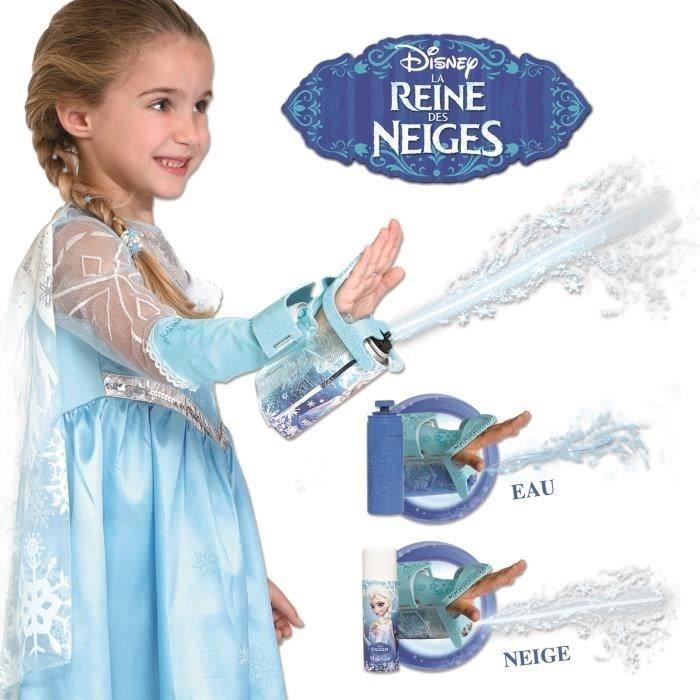 La Reine Des Neiges Gant Magique Elsa Lance Glace Disney