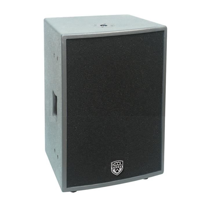 caisson de basse 600w boomer 38 cm v sub enceinte et. Black Bedroom Furniture Sets. Home Design Ideas