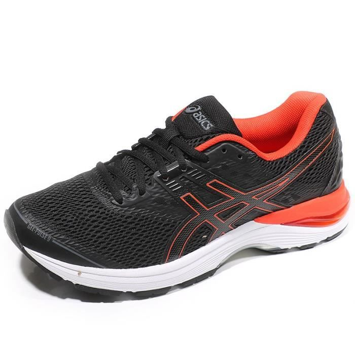 quality design 70241 cfee6 Chaussures Gel Pulse 9 Noir Running Homme Asics