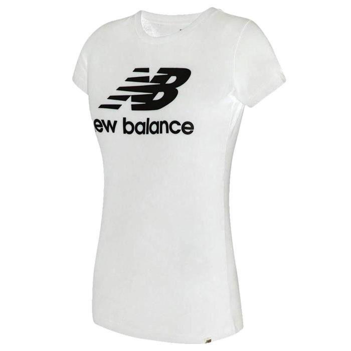 tee shirt new balance gris