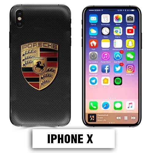coque iphone x honda