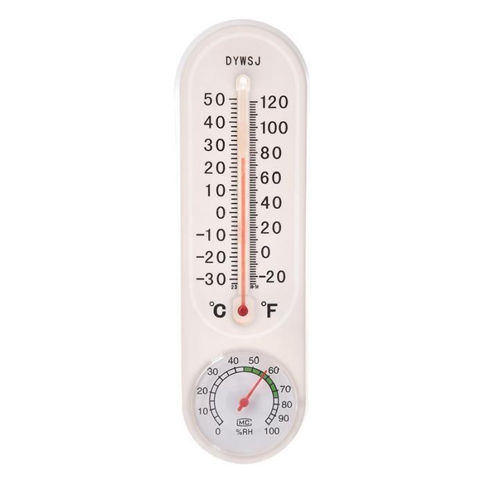 MESURE THERMIQUE thermometre exterieur de pendentif interieur`, poi