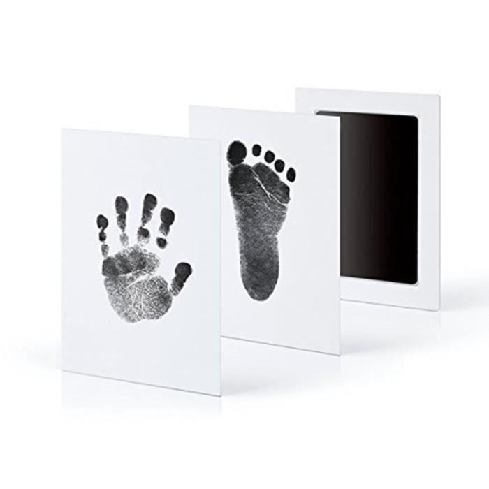 TAPIS ÉVEIL - AIRE BÉBÉ bebe nouveau-ne autocollants d'empreintes digitale