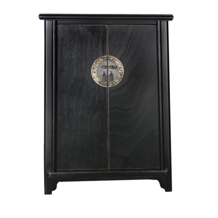 petit meuble salon noir achat vente petit meuble salon. Black Bedroom Furniture Sets. Home Design Ideas