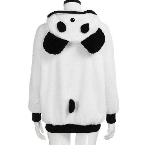 MORCHAN ❤Mignon Ours Panda Hiver Chaud Manteau /À Capuche Femmes Manteau /À Capuchon Surv/êtement